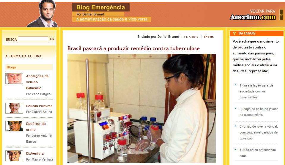 Daniel Brunet - Blog Ancelmo - 11 de julho 2013 G