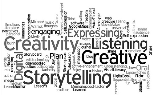 storytelling-wordle