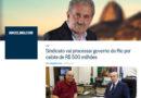 Seac-RJ é notícia na coluna do Ancelmo Góis, no jornal O Globo