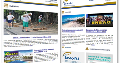Seac-RJ estreia novo modelo de comunicação com associados