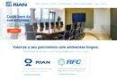 Grupo Rian estreia novo site