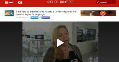 10ª Ação Nacional Febrac – Limpeza Ambiental é destaque na mídia no Rio